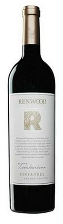 Renwood Zinfandel Timberline